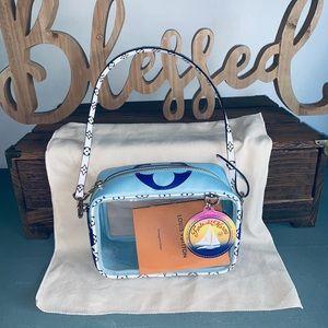 Louis Vuitton beach pouch